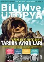 Bilim ve Ütopya Dergisi Sayı:302 Ağustos 2019