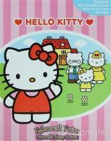 Hello Kitty - Eğlenceli Evim Oyuncaklı Kitap Kutusu