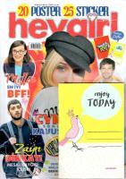 Hey Girl  Dergisi Ocak 2019