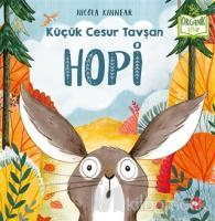 Hopi - Küçük Cesur Tavşan (Ciltli)