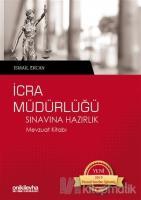 İcra Müdürlüğü Sınavına Hazırlık Mevzuat Kitabı