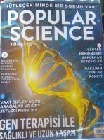 Popular Science Türkiye Dergisi Sayı: 88 Ağustos 2019