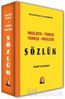 İngilizce - Türkçe / Türkçe - İngilizce Sözlük