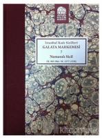 İstanbul Kadı Sicilleri - Galata Mahkemesi 7 Numaralı Sicil Cilt 33 (Ciltli)