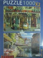 Jolly Friar Annecy (2X1000) Puzzle