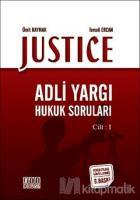 Justice - Adli Yargı Hukuk Soruları (2 Cilt Takım)