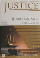 Justice İdari Hakimlik Çalışma Kitabı Cilt: 2 (Ciltli)