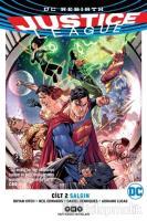 Justice League Cilt 2 - Salgın