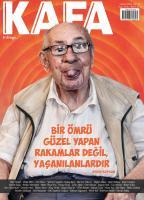 Kafa Dergisi Sayı: 58 Haziran 2019