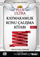 Kaymakamlık Konu Çalışma Kitabı Cilt 1 - Plus Ultra