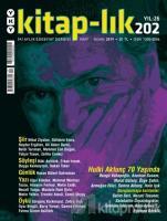 Kitap-lık Dergisi Sayı: 202 Mart - Nisan 2019