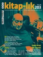 Kitap-lık Dergisi Sayı: 203 Mayıs - Haziran 2019