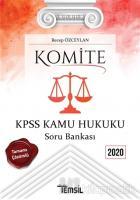 Komite Kpss Kamu Hukuku Soru Bankası 2020