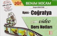 KPSS 2017 Coğrafya Video Ders Notları