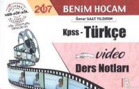 KPSS 2017 Türkçe Video Ders Notları