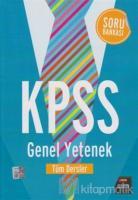 KPSS Genel Yetenek Tüm Dersler Soru Bankası