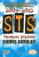 KPSS Öğretmenlik Meslek Bilgisi STS 2009-2012 Tamamı Çözümlü Çıkmış Sorular