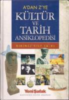 A'dan Z'ye Kültür ve Tarih Ansiklopedisi