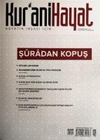 Kur'ani Hayat Dergisi Ocak-Şubat 2020 Yıl 12 Sayı: 69