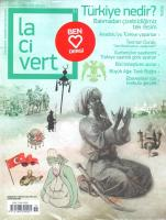 Lacivert Yaşam Kültürü Dergisi Kasım 2018-51