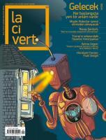 Lacivert Dergisi Sayı: 49 Eylül 2018