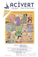 Lacivert Öykü ve Şiir Dergisi Sayı: 81 Mayıs-Haziran 2018