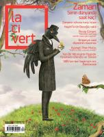 Lacivert Dergisi Sayı: 56 Nisan 2019