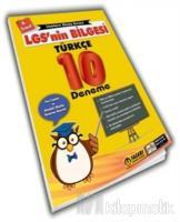 LGS 8. Sınıf Türkçe 10 Deneme