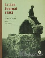 Lycian Journal 1892 (Ciltli)