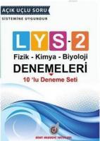 LYS 2 - 10'lu Deneme Seti