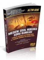 Medeni Usul Hukuku Soru Bankası - Altın Seri