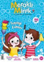 Meraklı Minik Dergisi Sayı:150 Haziran 2019