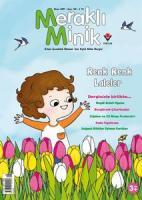 Meraklı Minik Dergisi Sayı:148 Nisan 2019