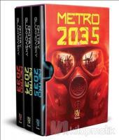 Metro Kutulu Set (3 Kitap Takım)