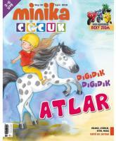 Minika Çocuk Dergisi Sayı: 33 Eylül2019