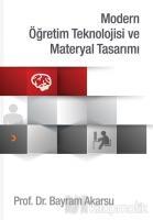 Modern Öğretim Teknolojisi ve Materyal Tasarımı