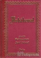 Muhakemat (Orta Boy-Suni Deri Kapak) (Ciltli)