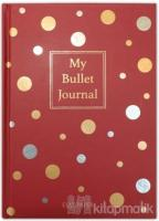 My Bullet Journal Defter (Confetti Kırmızı)