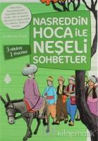 Nasreddin Hoca ile Neşeli Sohbetler (4 Kitap Takım)