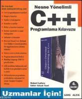 Nesne Yönelimli C++ Programlama Kılavuzu
