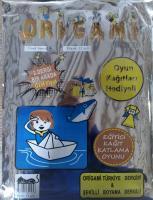 Origami Türkiye Dergisi & Şekilli Boyama Dergisi Özel Sayı:4
