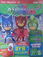 Pjmasks Dergisi  Sayı:2019-01