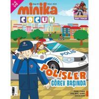 Minika Çocuk Dergisi Sayı:28 Nisan 2019