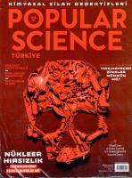 Popular Science Türkiye Dergisi Sayı: 79 Kasım 2018
