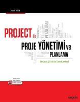 Project ile Proje Yönetimi ve Planlama