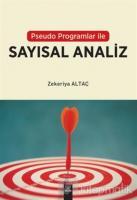 Pseudo Programlar İle Sayısal Analiz