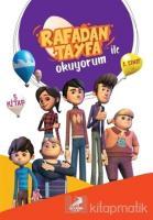 Rafadan Tayfa ile Okuyorum Seti (5 Kitap Takım)