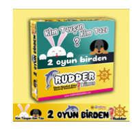 Rudder  & Tazı-Tavşan (2 Oyun 1 Arada)
