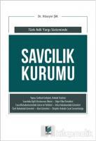 Savcılık Kurumu (Türk Adli Yargı Sisteminde)