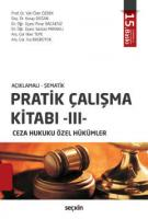 Pratik Çalışma Kitabı - III